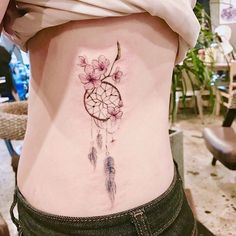 35 Imaginative Dream Catcher Tattoo Designs