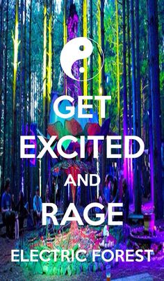 This shit says it all! #ElectricForest #EF2014 - Bewild.com.   I wanna go!