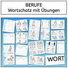 7 besten Berufsorientierung Bilder auf Pinterest | Deutsch lernen ...