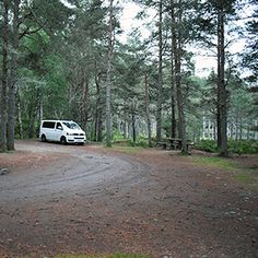 secret wild camping spot in the Cairngorms in Scotland! So peaceful!