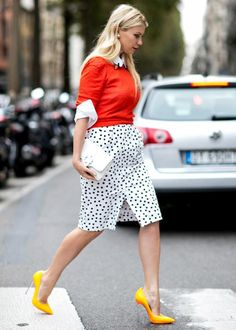 Best street style: Milan Fashion Week Spring 2015