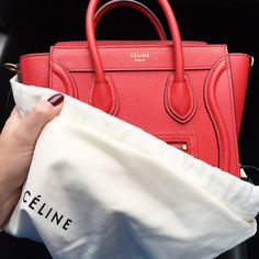 @dyedblondpony • Instagram photos and videos mini Celine Purse, Celine Handbags, Mk Bags, Girls Best Friend, Designer Wear, Purses And Bags, My Style, How To Wear