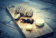 Goat Cheese, Bread and Almonds served at Håøya Island in Norway Geitost Recipe - Made with Love in Håøya, Norway Goat Cheese Recipes, Bread Recipes, Norwegian Bread Recipe, Family Meals, Norway, Goats, Cheese Bread, Traditional, Baking