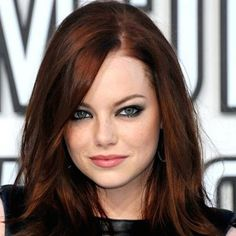 The 6 Shades of Red Hair: Which Specific Color Are You? |  How to be a Redhead #EmmaStone