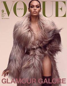 48d0542ca548fc Couvertures Vogue, Mode Hivernale, Manteau, Mode Femme, Haute Couture,  Beauté Noire