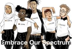 Embrace Our Spectrum by: Jamie G., 11th Grade, Viera, Florida