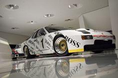 From the Porsche museum Stuttgart
