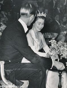 Heavy Is The Crown, Queen Elizabeth II and Prince Philip: Loving gazes