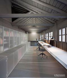 Diseñor Interior / Despacho en ático