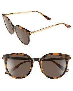 didi 52mm tortoise retro sunglasses