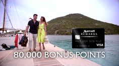 With the Marriott Rewards® Premier Credit Card, get the points that let you domore of what you love. Then start enjoying the rewards that follow you everywhere. Sign up today and earn 80,000 bonus points after you spend $3,000 on purchases in 3 months from account opening.