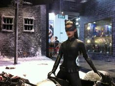 Ani-Com Hot Toys Catwoman