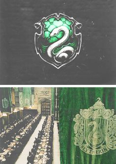 Slytherin - Remember, you're chosen based on the qualities you VALUE.