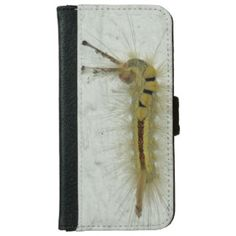 Caterpillar, iPhone Wallet Case. iPhone 6 Wallet Case