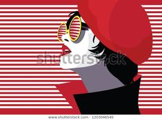 Find Fashion Woman Style Pop Art Vector stock images in HD and millions of other royalty-free stock photos, illustrations and vectors in the Shutterstock collection. Thousands of new, high-quality pictures added every day. Pop Art Vector, Vector Stock, Geometric Drawing, Pop Art Illustration, Anime Girl Drawings, Female Art, Comic Art, Royalty Free Stock Photos, Woman Style