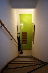 Riqualificazine appartamento _ interior design Francesca Macchi _ ingresso