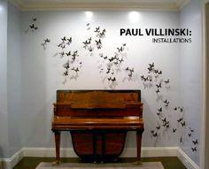Butterflies  (Paul Villinski)