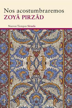 Con Teherán como escenario, el estilo claro y metafórico de Zoyâ Pirzâd dibuja el retrato de una sociedad llena de contradicciones a través del retrato de Arezu, una mujer iraní de 41 años tan apasionante como una heroína de Jane Austen. http://www.lecturalia.com/libro/82918/nos-acostumbraremos http://rabel.jcyl.es/cgi-bin/abnetopac?SUBC=BPSO&ACC=DOSEARCH&xsqf99=1745275+