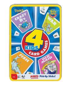 Loving this Kids' Card Games on #zulily! #zulilyfinds