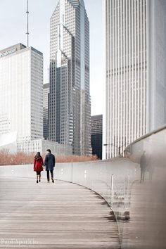 My favorite engagement photo locations in Chicago are those that reflect you and your partner's personal life. Whether you two love to sit and listen to music, dance the night away, go hiking in the woods, or enjoy taking in the city views as you walk your puppy throughout Chicago, lifestyle photos are the best ways to make your engagement pictures truly yours.