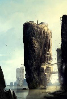 The rock by ~sketchboook on deviantART
