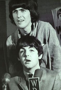So cute.... George is so gorgeous with the hair and the cheekbones and…