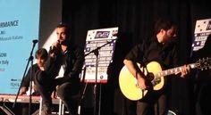 Hit Week a Los Angeles, Marco Mengoni canta: i video