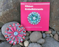 How to Make a Ribbon Cockade: Guest Tutorial by Elaine Schmidt   Sew4Home