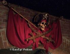 Pirates of the Caribbean warning Pirate Halloween Party, Pirate Birthday, Halloween 2017, Halloween Themes, Pirate Halloween Decorations, Halloween Parties, Halloween Skeletons, Disney Halloween, Halloween Crafts