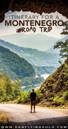 The Best things to do in Montenegro: Your ultimate Itinerary and perfect for a road trip...