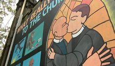 """Not to perform marriage ceremonies, but be in a homosexual """"marriage."""" Two men. Pastors, in charge of upholding God's Word. Let that sink in. The Church of Scotland's highest law-making body has voted to allow its ministers to be in same-sex marriages. The church's general assembly, which opened in Edinburgh on Saturday, voted in favour …"""
