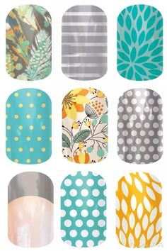 Combine these wraps from the new Fall/Winter Catalog 2014 www.daniellek.jamberrynails.com