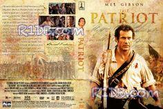 DVD PATRIOT | The Patriot - DVD Cover Art