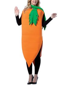 Rasta Imposta UHC Carrot Outfit Funny Comical Theme Party Fancy Dress Halloween Costume OS ** Make certain to take a look at this remarkable product. (This is an affiliate link). Costumes D'halloween Vintage, Funny Costumes, Diy Costumes, Costumes For Women, Woman Costumes, Costume Ideas, Fruit Costumes, Holiday Costumes, Halloween Costumes