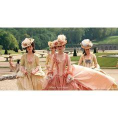 Kirsten Dunst as Marie Antoinette, Sofia Coppola Film Marie Antoinette Film, Marie Antoinette Costume, Kirsten Dunst, Sofia Coppola, Movie Costumes, Cool Costumes, Period Costumes, Pastel Wedding Theme, Best Costume Design