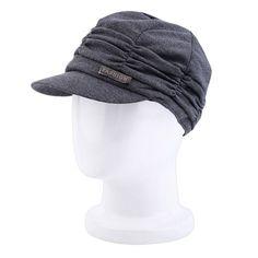 Gorro Ladies Fashion Drape High Quality Women's Hats 3 Colors