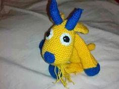 Sárga kecske :)