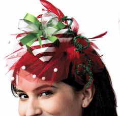 Christmas Headbands at Fiddlesticks