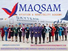 MAQSAMAVIATION: MAQSAM AVIATION AND HOSPITALITY ACADEMY Maqsam Avi...