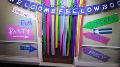 Dreamwork's HOME Party Door
