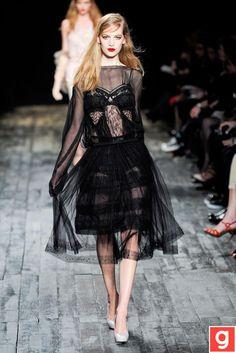 fashion is love  www.galeene.com  goth fashion