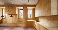 NKO House in Tudela / Lagula Arquitectes + Studio Ahedo