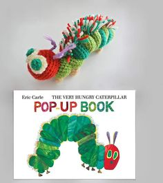 Very Hungry Caterpillar Amigurumi Pattern (FREE)