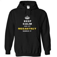 MCCARTNEY Handle it - #shirt hair #cool sweatshirt. I WANT THIS => https://www.sunfrog.com/LifeStyle/MCCARTNEY-Handle-it-kxlfh-Black-Hoodie.html?68278
