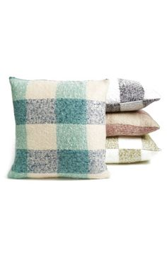 Nordstrom+at+Home+'Watercolor+Plaid'+Accent+Pillow+available+at+#Nordstrom