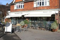 The Snooty Fox: Guildford