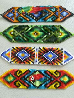 Beading Patterns Free, Beaded Jewelry Patterns, Loom Patterns, Free Pattern, Beaded Earrings, Beaded Bracelets, Native American Beading, Loom Beading, Tapestry