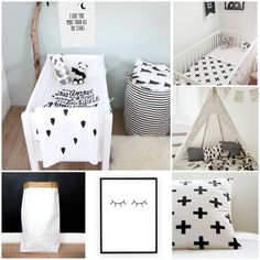 babykamer jongen - Google zoeken Monochrome Nursery, White Nursery, Nursery Neutral, Nursery Room, Kids Bedroom, Baby Room, Mom And Baby, Baby Kids, Nursery Inspiration