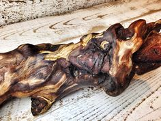 Exotic Rustic Driftwood Centerpiece on Etsy, $67.95