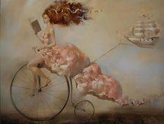 Dream Paintings by Oleg Tchoubakov